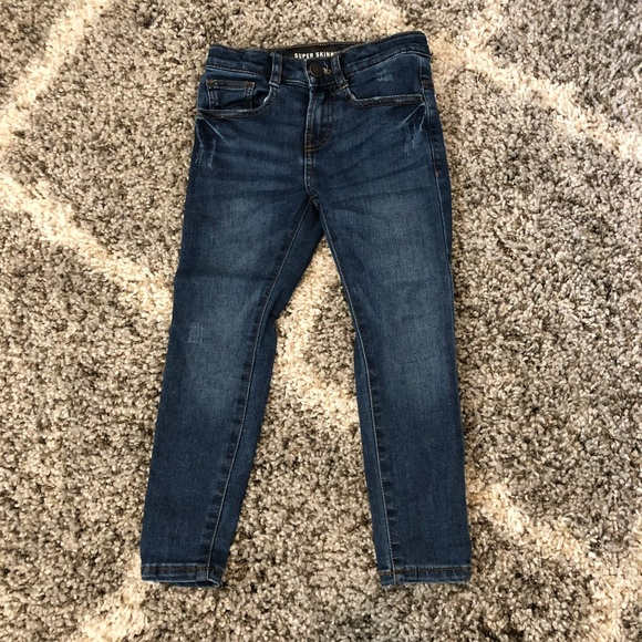 Zara Other - Zara Kids Super Skinny Jeans Size 5T